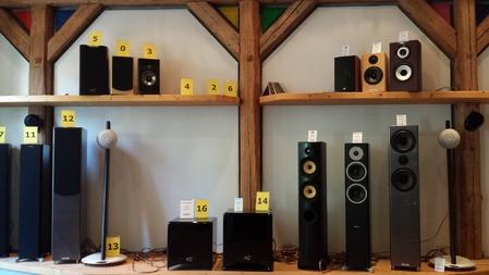 Stereo-Anlage, Stereo-Anlage kaufen, Stereo-Anlage Nürnberg, Hi-Fi, Hi-Fi Nürnberg