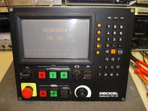 Reparatur Monitor, Reparatur Bedienfeld, Reparatur Steuerung